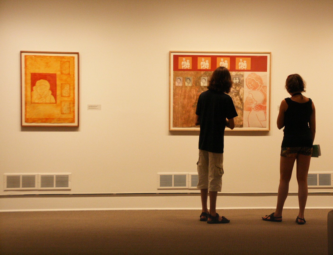 Behind the Scenes   Broad Strokes: The National Museum of Women in ...