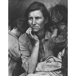 Artist Spotlight: Dorothea Lange—Behind the Lens of an ...