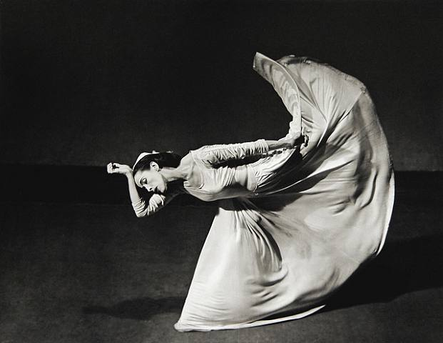 "Barbara Morgan, ""Martha Graham, Letter to the World,"" 1940"