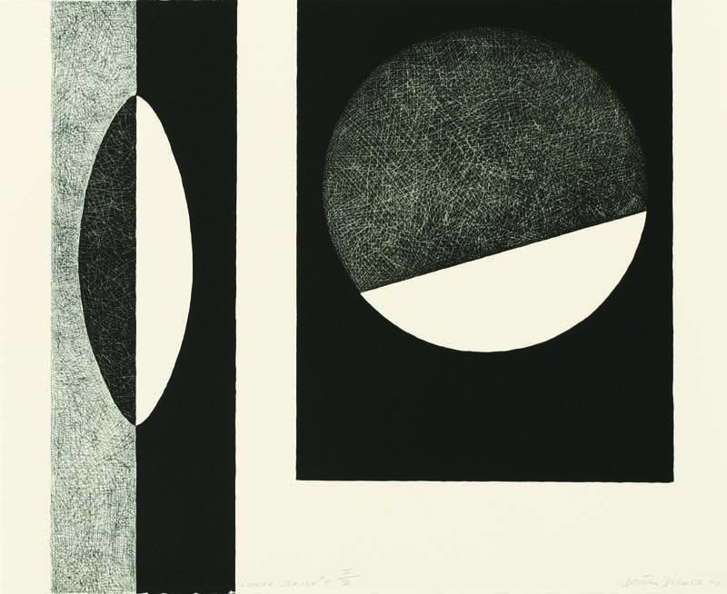 Image of Dorothy Dehner, Lunar Series #4, 1970