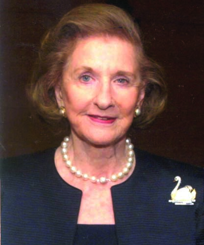 Wilhelmina Cole Holladay