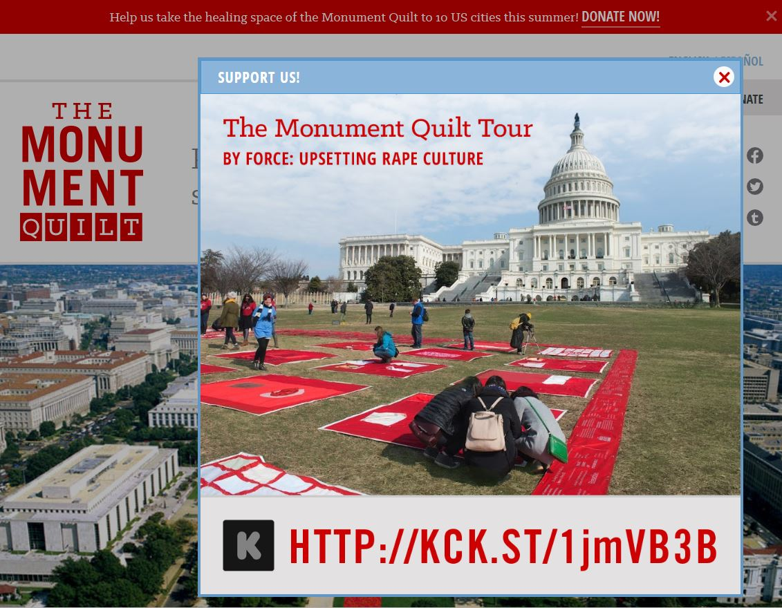 MonumentQuilt