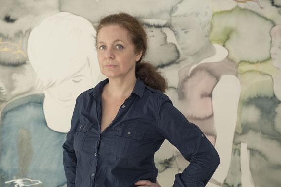 Françoise Pétrovitch; © Hervé Plumet