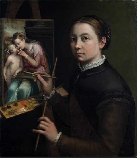 Judith Leyster   Broad Strokes: The National Museum of Women