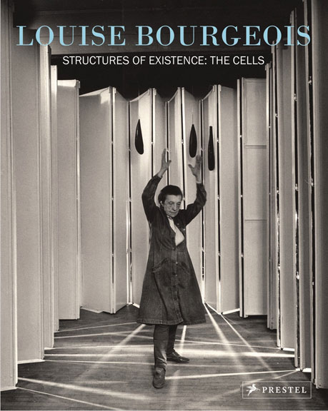 The cover of Louise Bourgeois Structures of Existence: The Cells