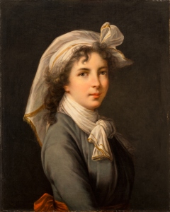 Charles Bianchini, Self-portrait of Élisabeth Louise Vigée-LeBrun, ca. 1880–1900, copy after the original, 1790, Oil on canvas; NMWA, Gift of Wallace and Wilhelmina Holladay