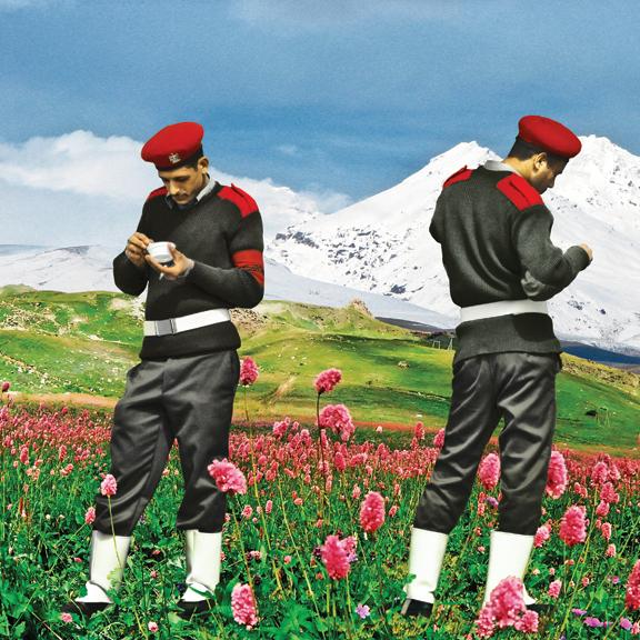 "Nermine Hammam, The Break, from the series ""Cairo Year One: Upekkha,"" 2011; Chromogenic print, 23 5/8 x 23 5/8 in.; Courtesy of Taymour Grahne"