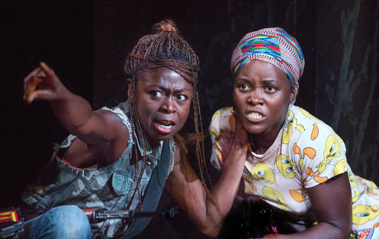 New York Times theater critics discuss women on Broadway