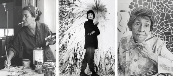 Artsy highlights women Abstract Expressionists