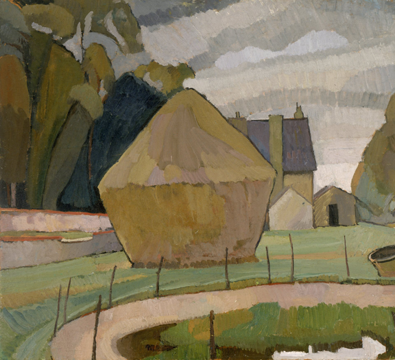 The Guardian shares Vanessa Bell's work