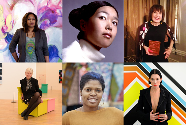 artnet asks 18 women artists to share words of wisdom
