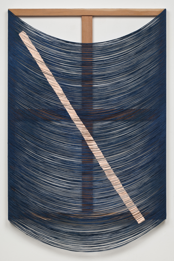 Dianna Molzan, Untitled, 2010; Oil on canvas on fir; Rubell Family Collection, Miami