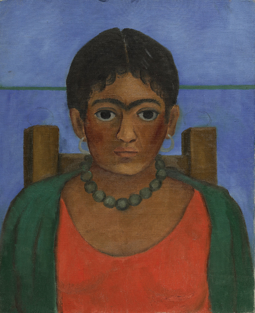 artdaily discusses Frida Kahlo's painting