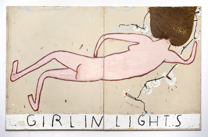 W Magazine profiles Rose Wylie