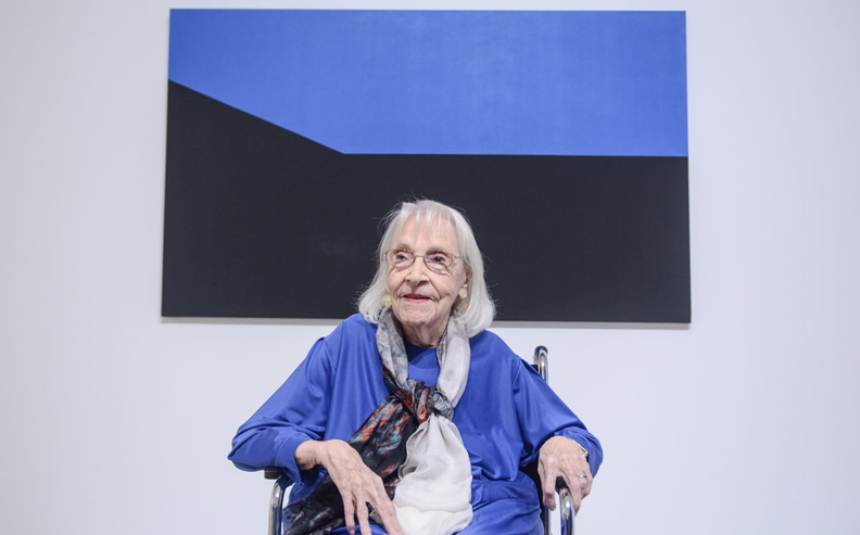 The Huffington Post highlights Carmen Herrera's life and work