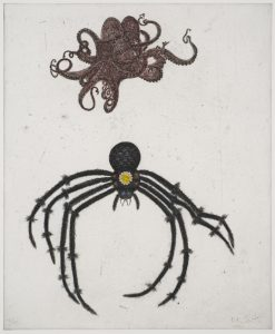 Kiki Smith, Untitled (for David Wojnarowicz), 2000