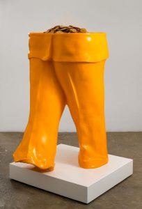 The Observer shares Jennifer Rubell's Hillary Clinton-inspired work