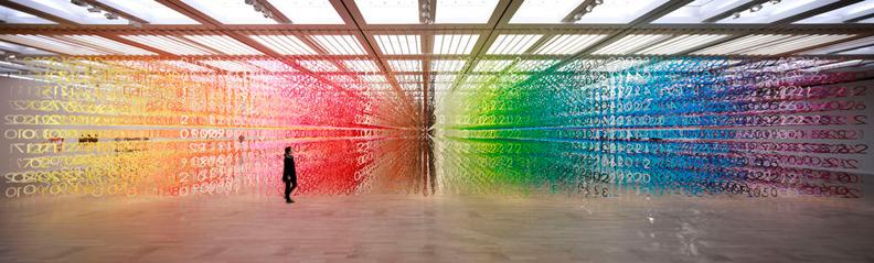 Colossal shares Emmanuelle Moureaux's work.