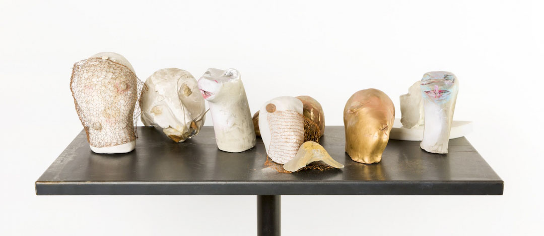 Hyperallergic reviews Marisa Merz's exhibition