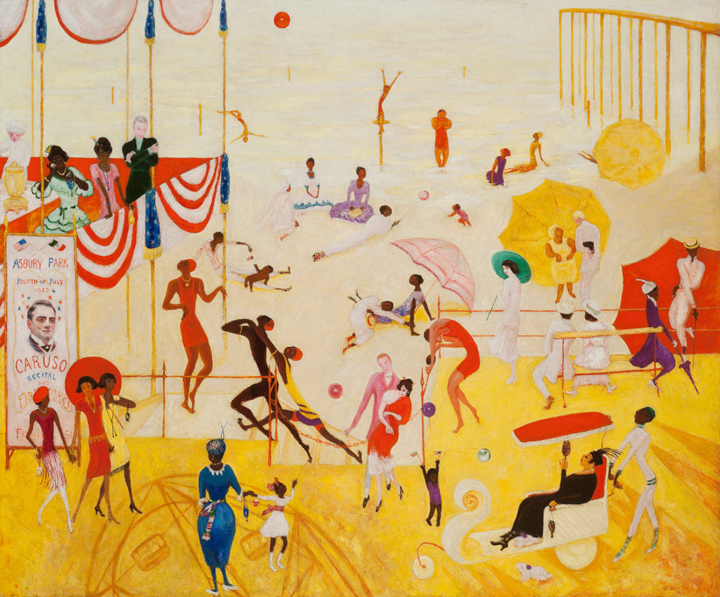 The New York Times reviews Florine Stettheimer: Painting Poetry