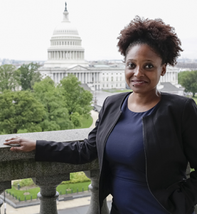 Poet Laureate Tracy K. Smith; Photo by Shawn Miller