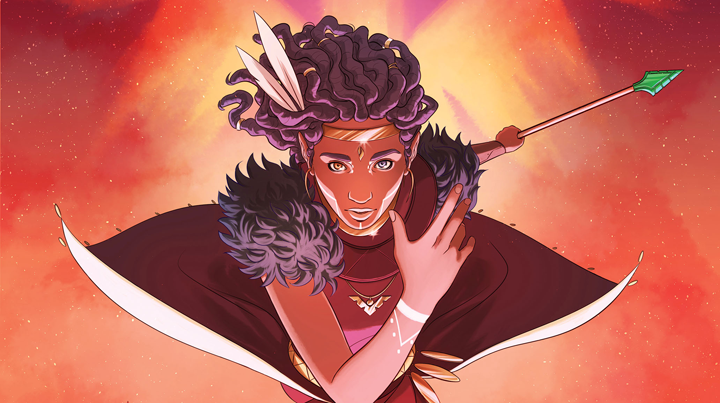 Ashley A Woods's artwork for NIOBE: She is Life