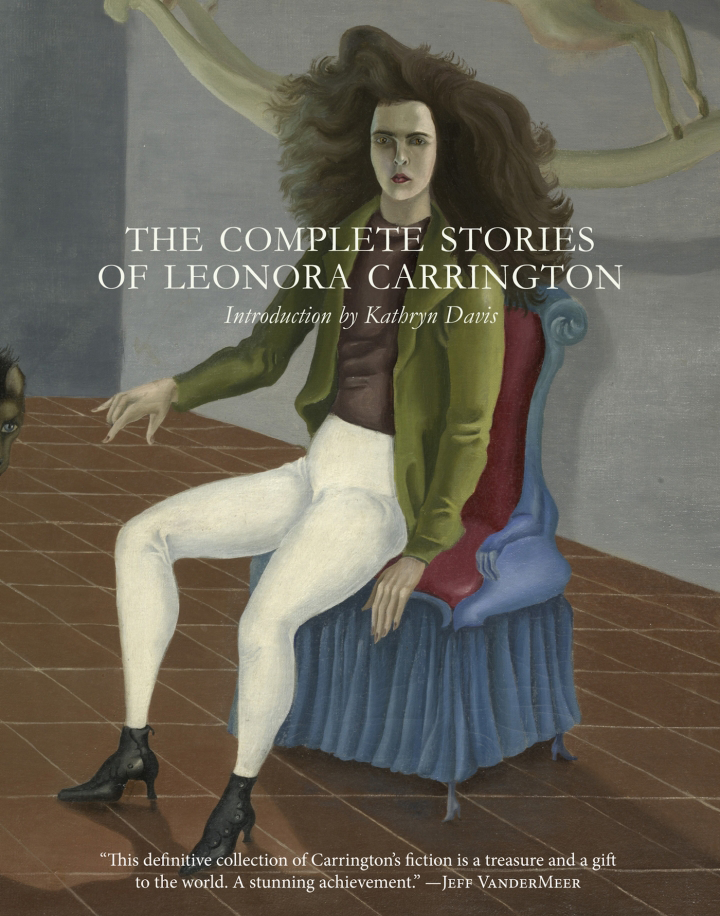 Hyperallergic examines three books by Surrealist artist Leonora Carrington.