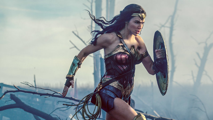 NPR reviews Wonder Woman