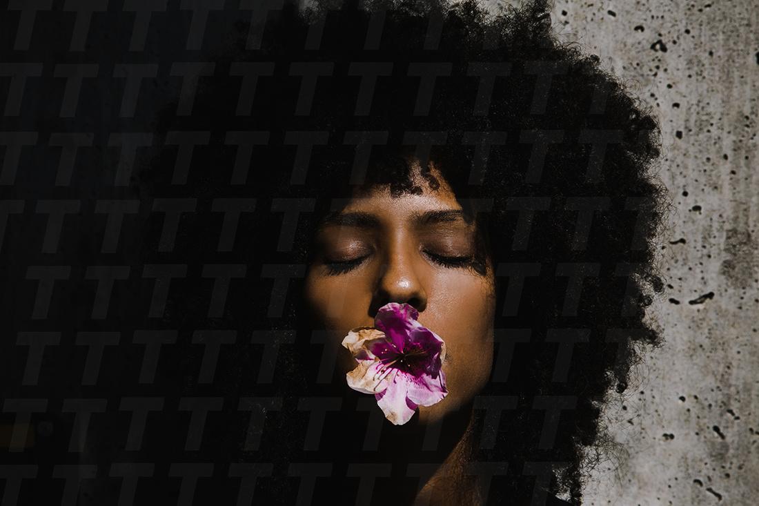 Artsy shares Karen Okonkwo's website