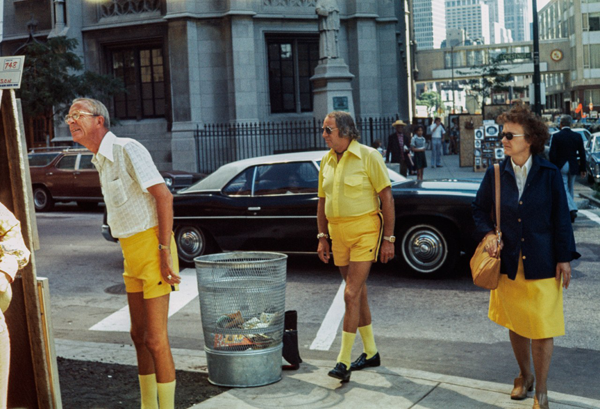 Vivan Maier, Chicago, 1975, courtesy the Estate of Vivian Maier and Howard Greenberg Gallery