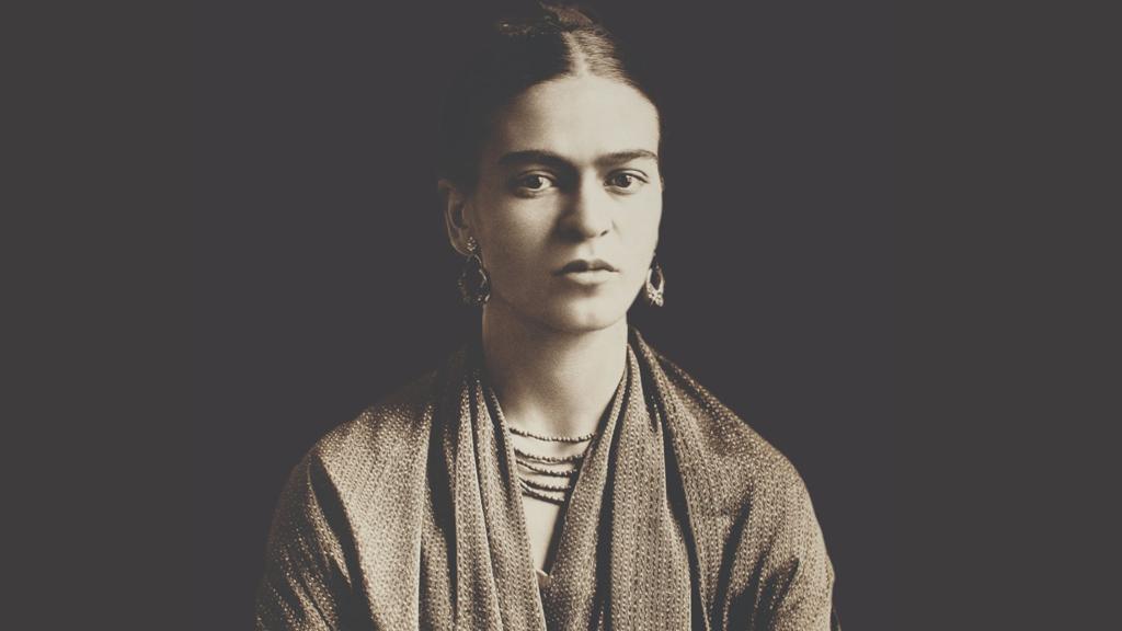 Frida Kahlo, by Guillermo Kahlo, 1932; © Frida Kahlo Museum