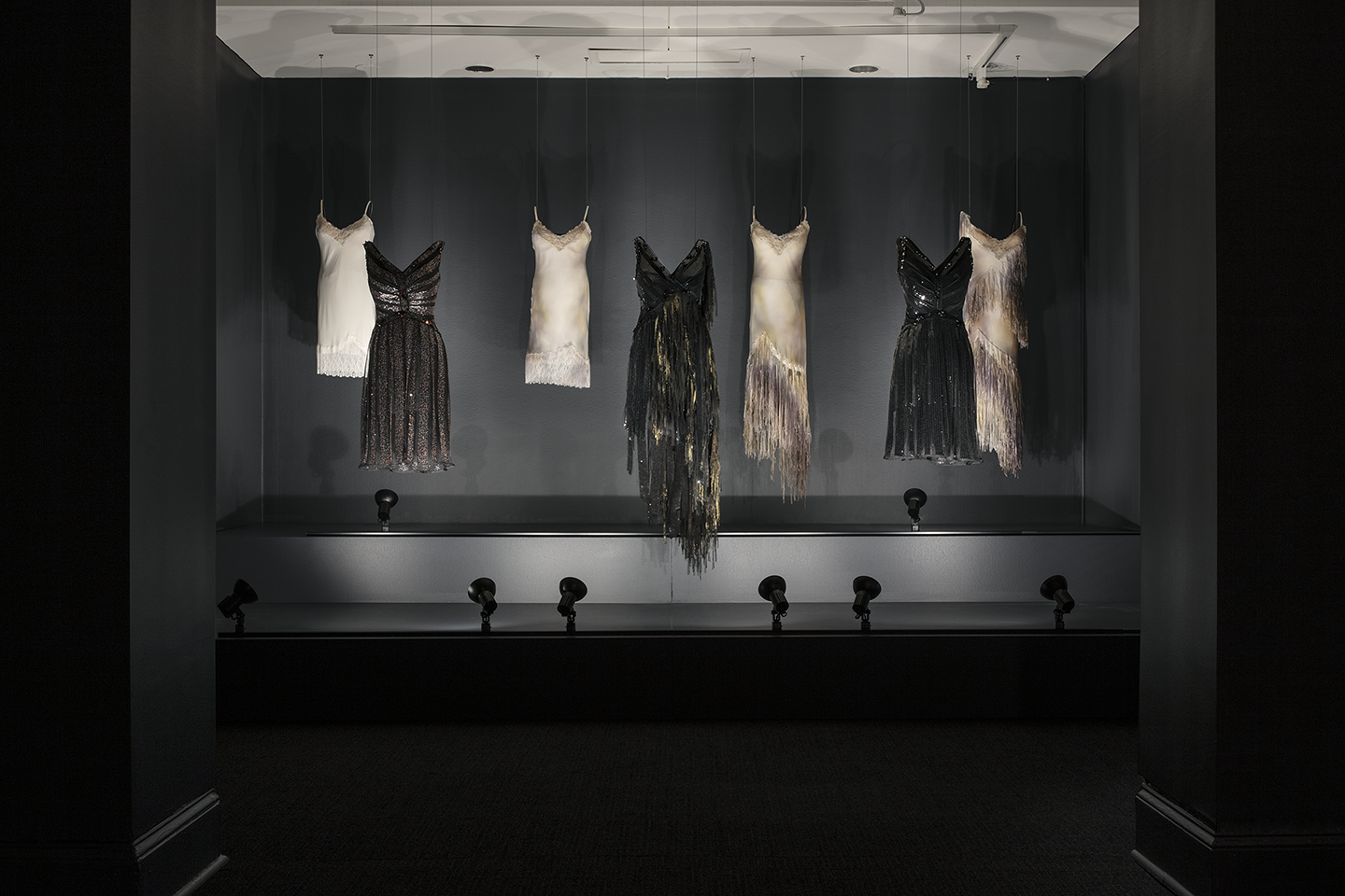 Rodarte exhibition installation view at the National Museum of Women in the Arts, D.C.; Photo: Floto+Warner