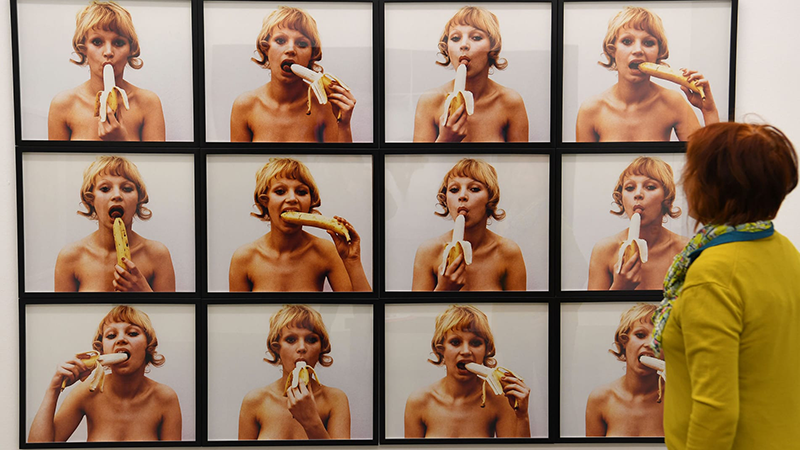 Natalia LL, Consumer Art video stills, 1973; Photo credit: Carmen Jaspersen/picture alliance/Getty Image