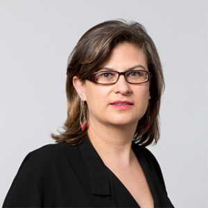 A headshot of Dr. Maia Nuku