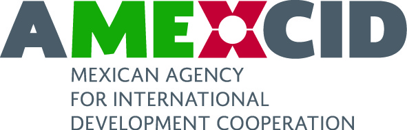 Mexican Agency for International Development Cooperation Logo