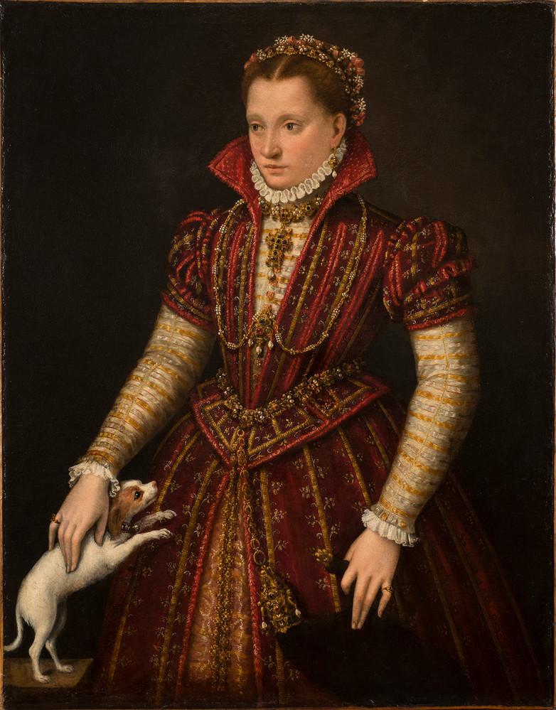 Portrait of a Noblewoman | Artwork | NMWA