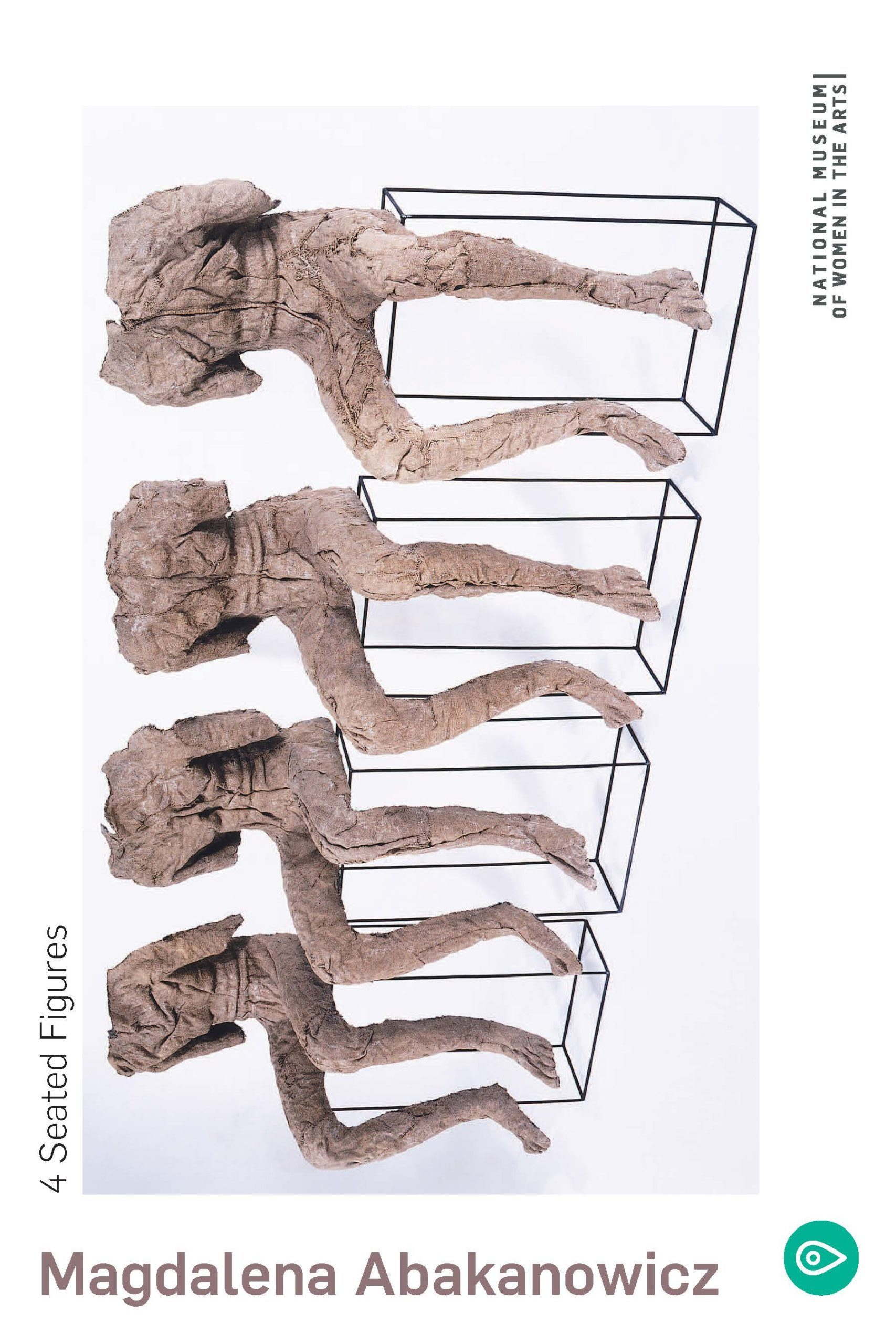 Facts about Magdalena Abakanowicz's sculpture, 4 Seated Figures (PDF)