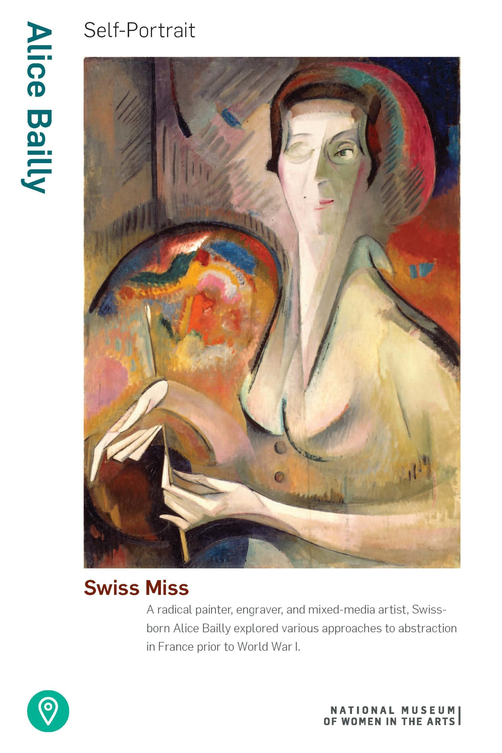 Facts about the painting of artist Alice Bailly (PDF)