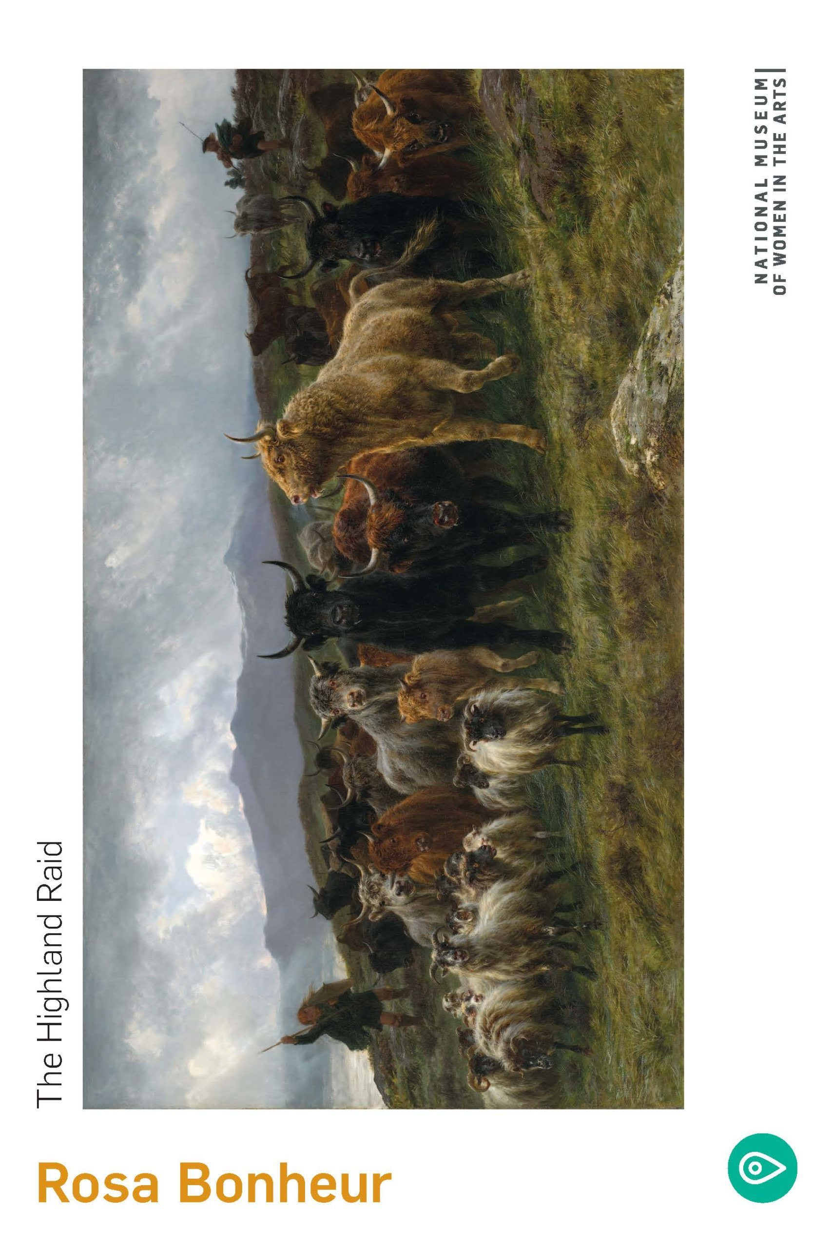 Facts about the artist Rosa Bonheur and her paintings (PDF)
