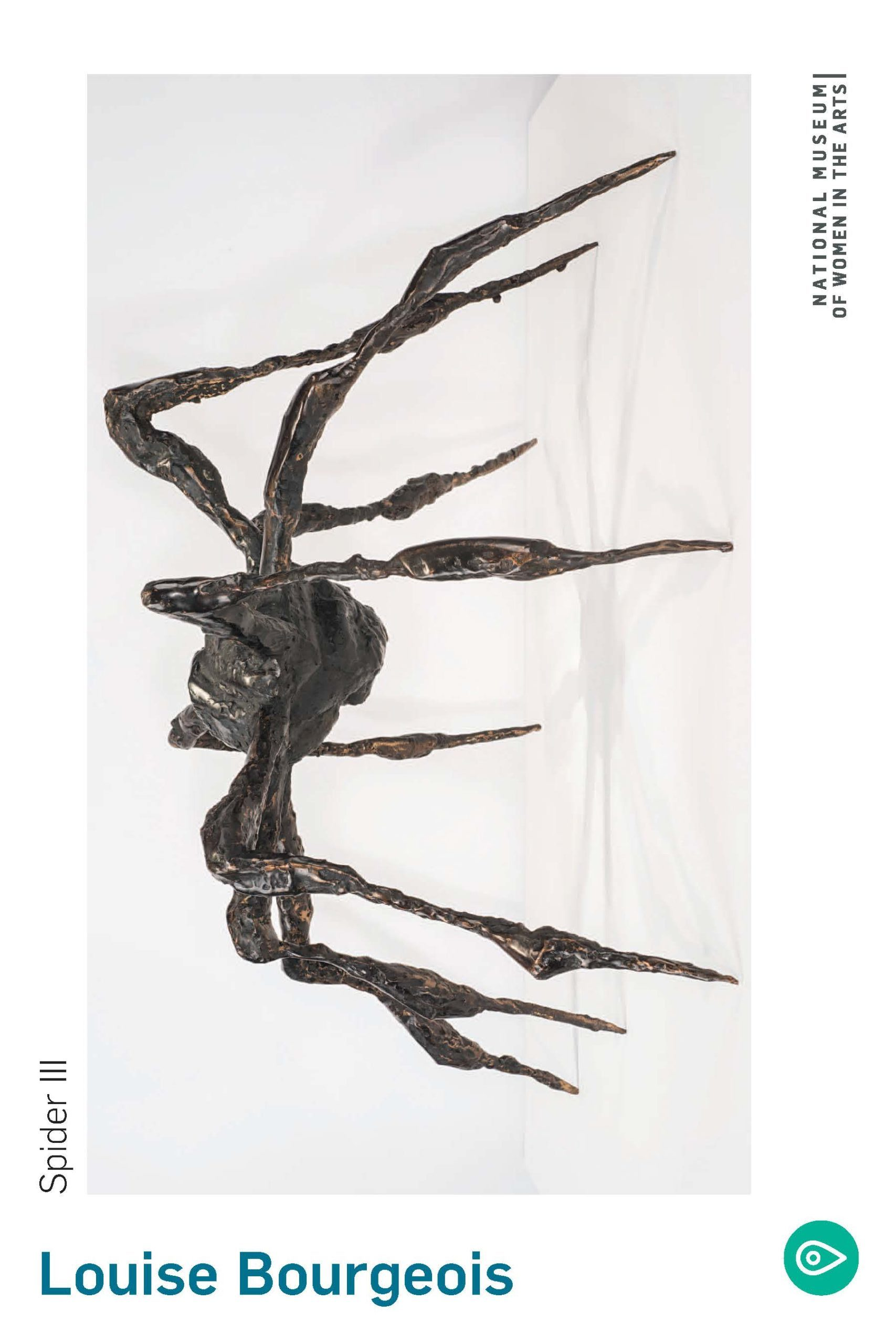 Facts about the artist Louise Bourgeois and her sculpture 'Spider III' (PDF)