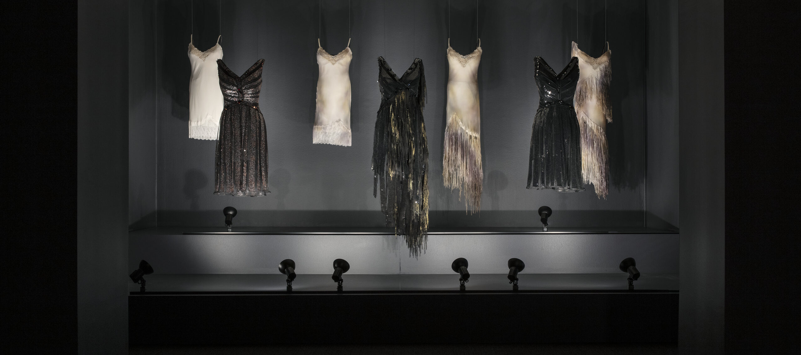 <i>Rodarte</i> exhibition installation view at the National Museum of Women in the Arts, D.C.; Photo: Floto+Warner