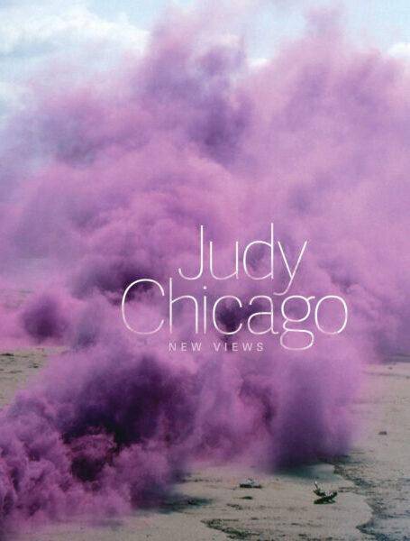 Cover Judy Chicago New Views Catalogue
