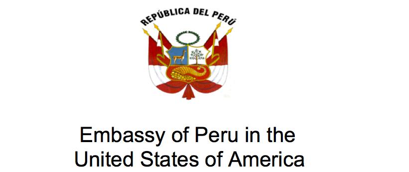 Embassy of Peru Logo
