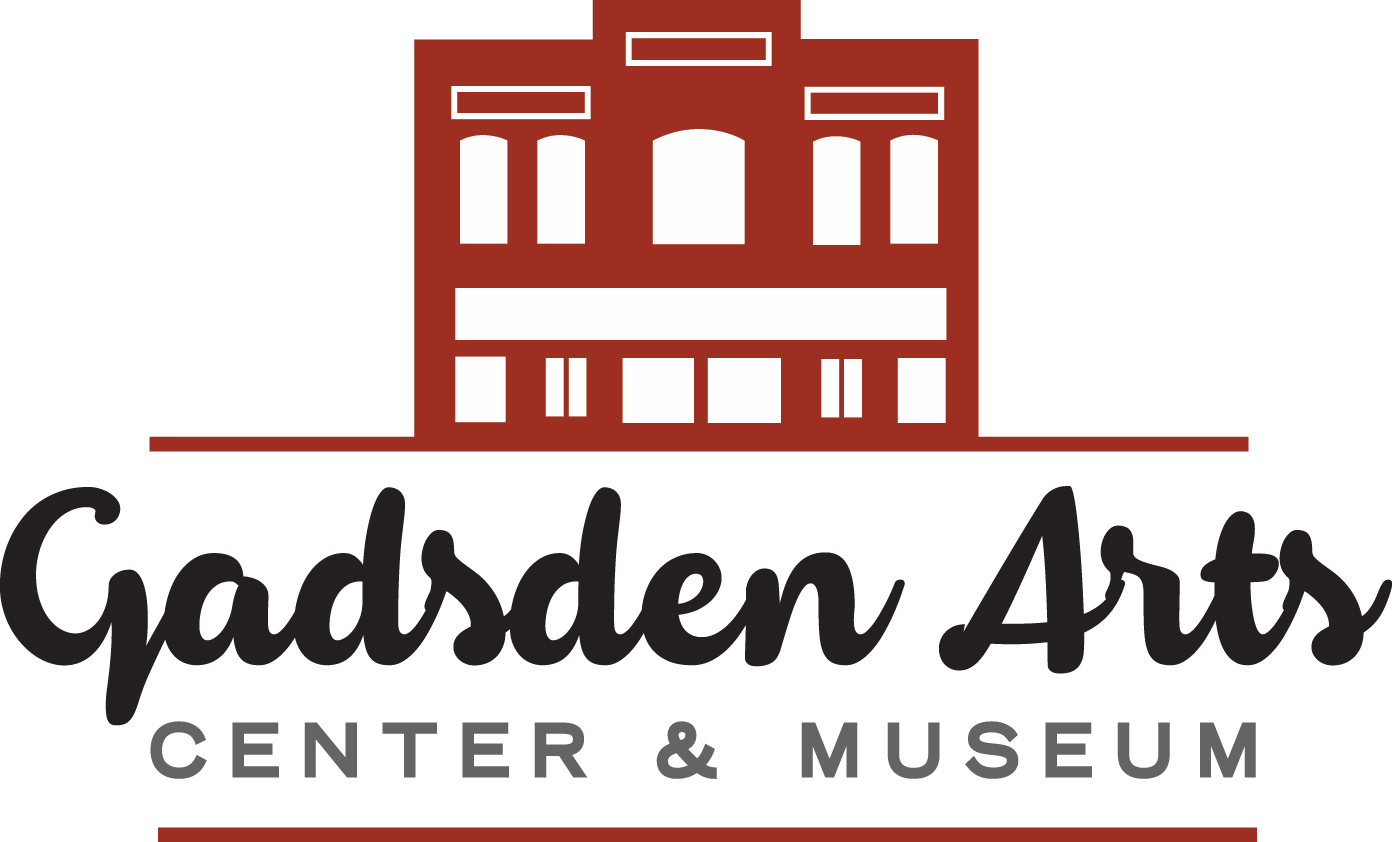 Gadsden Arts Center and Museum logo